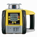 AGL-GEOMAX ZONE60 DG DIAL IN DUAL GRADE ROTARY LASER, with ZRB90 Basic Rotary Laser