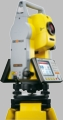 """GeoMax Zoom30 PRO, 3"""", a6 600m Reflectorless Total Station Package"""