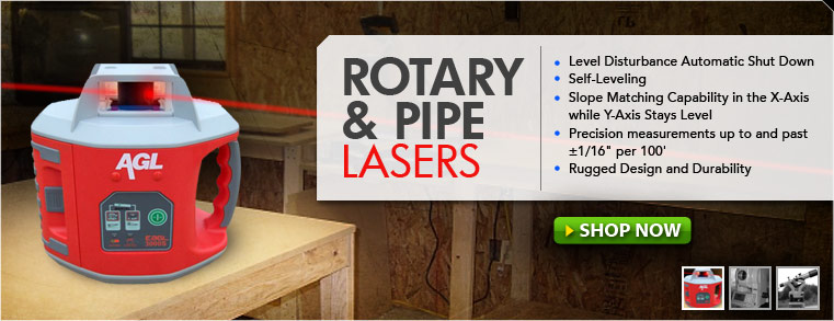 Rotary Lasers