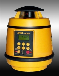 NWI Northwest Instrument  NRL800XK Digital Rotary Laser Level with Detector - Tri County Transit