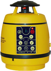 NRL800K Northwest Rotary Laser Level with detector and slope match