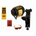 Northwest NINPK802 Rotary Laser with Universal wall Mount