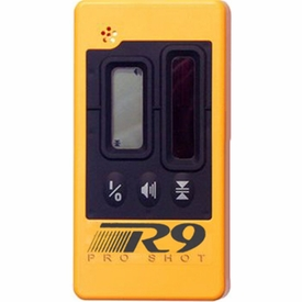 Pro Shot R9 Rotary  Laser  Detector With Clamp