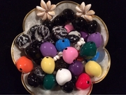 Custom Made To Order Kukui Nut Leis- 3 COLORS