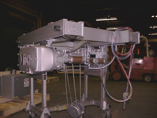[CSDW_4250]   Detroit Low Headroom Wire Rope Hoist - Low Headroom, Top Running Double  Girder, Low Profile | Detroit Hoist Wiring Diagram |  | Wire Rope Hoist