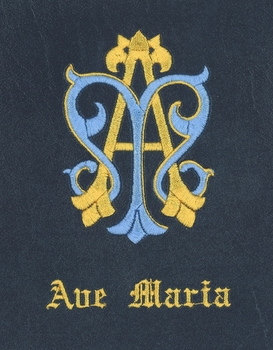 Ave Maria in Gold
