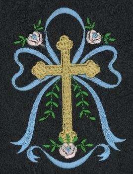 Ribbon Cross