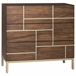Mid-Century Accent Cabinet