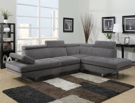 Calais Adjustable Sectional  # 597030