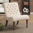 Accent Curved Chair
