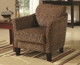 Accent Jungle Chair w/ Plush Seating
