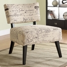 Accent Over-Sized Chair