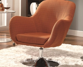 Accent Seating Retro Swivel Chair