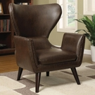 Accent Seating Transitional Accent Chair