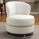 Accent Thick Padded Chair�