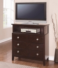 Albright Media Chest with Compartment & 3 Drawers