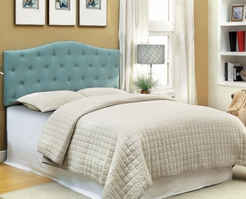 Alipaz Full/Queen Headboard w/ 5 Color Options!