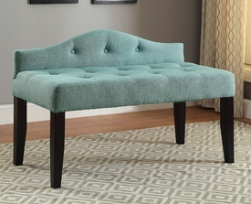 Alipaz Upholstered Bench w/ 5 Color Options!