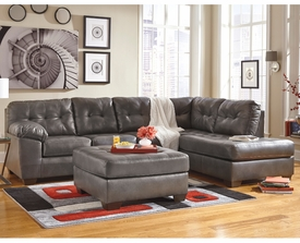 Alliston Gray Sectional # 20102