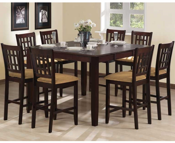 Arthur 5-Pc Counter Height Dining Set
