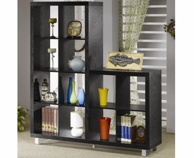 Asymmetrical Cube Bookcase
