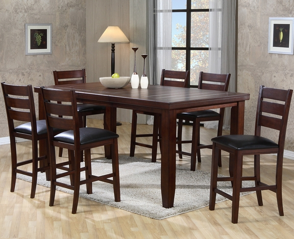 Bardstown 5-Pc Counter Height Dining Set # 2752