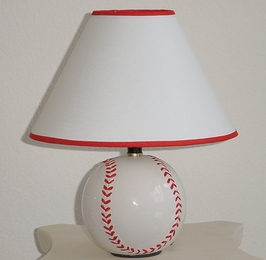 Baseball Accent Lamp