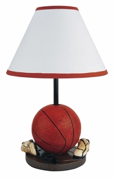Basketball Table Lamp