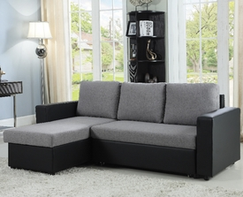 Baylor Sleeper Sectional # 503929