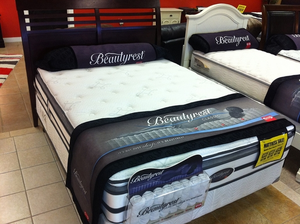 Beautyrest Pillowtop King Size