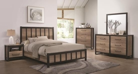 Edgewater 4-Pc Bedroom Set