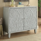 Shaby Chic Accent Cabinet