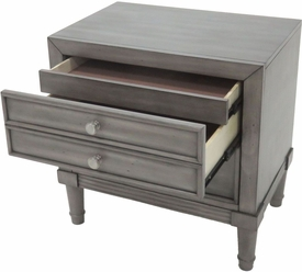 Daphne Grey Nightstand