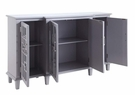 Breakfront Accent Cabinet