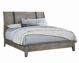 Nelson Grey Queen Bed
