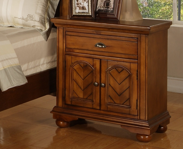 Brookpine Chestnut Nightstand
