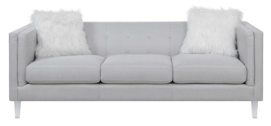 Hemet Light Grey Sofa