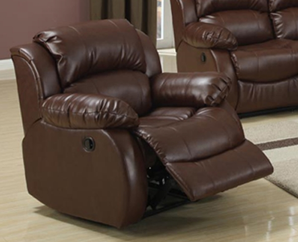 Bryant Leather Rocker Recliner