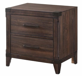 Richmond Grey Oak Nightstand