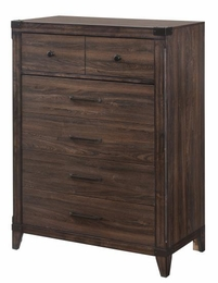 Richmond Grey Oak Chest