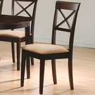 Dining Side Chair # 100774 (2pk)