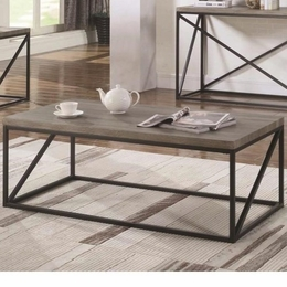 Sonoma Grey Coffee Table
