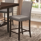 Cappuccino Finish Counter Height Chair (2-pk) # 105309