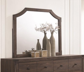 Richmond Grey Oak Mirror
