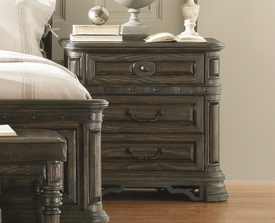 Carlsbad Nightstand with 3 Drawers