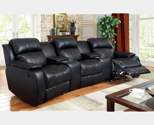 Castlegar Home Theater Sectional
