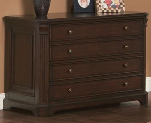 Cherry valley traditional file cabinet furniture 4 less dallas for Furniture 4 less dallas