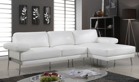 Eilith White Sectional