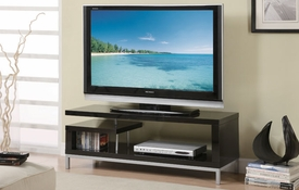 Contemporary Black RTA TV Stand