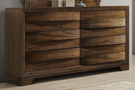 Hunter Cognac Dresser